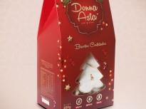 Biscoito Confeitado Sem Glúten - Edição Especial de Natal.