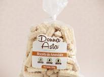 Biscoito de Amendoim, Sem Glúten.